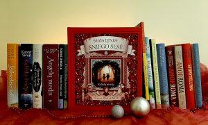 Kokios Kalėdos be knygų?