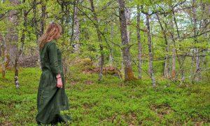 Mila Monk – miško terapijos gidė