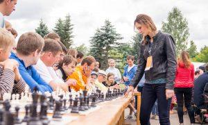Šachmatai – gyvenimo mokykla