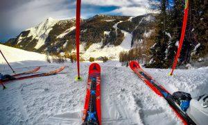 Kaip slidinėjant išvengti traumų?