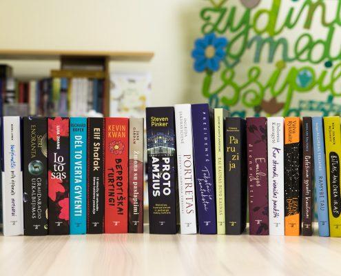 knygų mugė