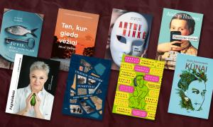 Mugėje – naujos knygos ir susitikimai su autoriais