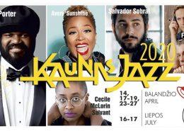 kaunas jazz 2020