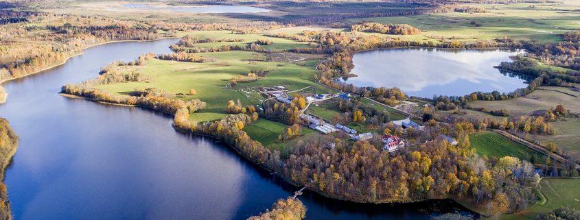 marsrutai Lietuvoje