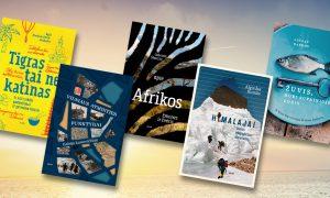 Knygos, kurios nukelia į kitus pasaulius