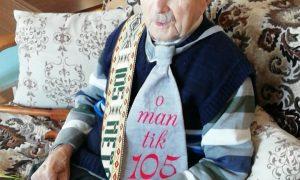 Liudui Stončiui – 105 metai