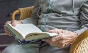 Skaityti – pagrindinė senjorų pramoga