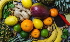 Kiek vaisių ir daržovių turėtume suvalgyti kasdien?