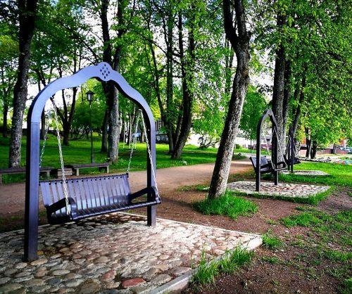 Trakų sūpynių parkas