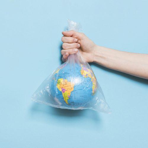 plastiko maišeliai