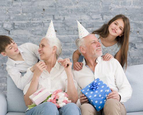 senelių diena
