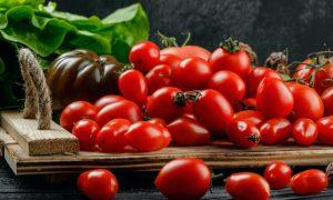 Kokia pomidorų rūšis populiariausia?