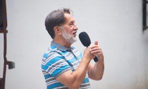 """""""Metų senjoro rinkimai 2020"""". Povilas Kuprys: """"Džiaugsmo kūrimas yra pagrindinis siekis mano gyvenime"""""""