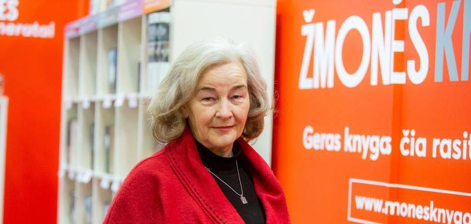 """""""Metų senjoro rinkimai 2020"""": savanorė Aldona Katilienė"""