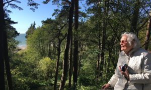 Doris Katzenstein – bahajų tikėjimas atvedė į Palangą
